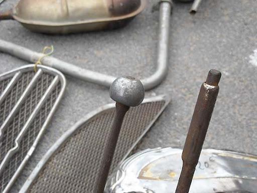 PIECES 5HP TREFLE C3-2 Boule