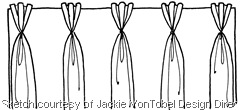 Sketch curtesy of Jackie VonTobel Design Directory