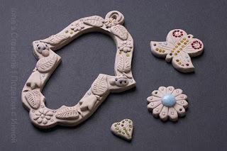 Hamsa's pieces