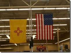 US_and_New_Mexico_State_Flag
