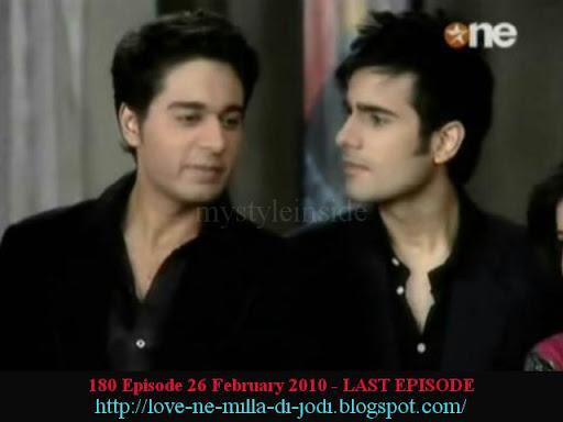karan tacker gaurav khanna love ne milla di jodi last episode