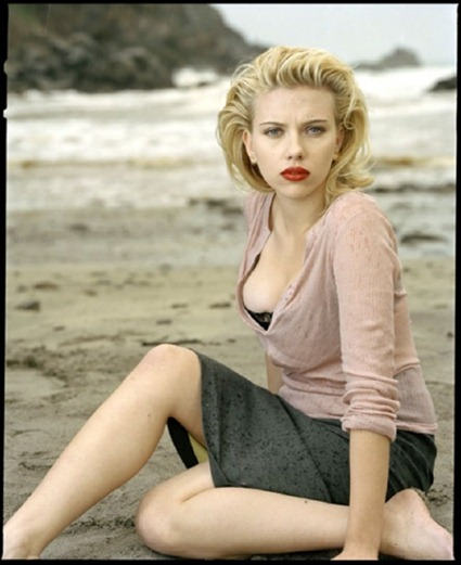 scarlett johansson desbaratinando linda sensual sexy  (50)
