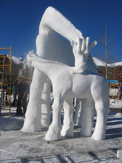 esculturas neve lindas gelo inverno arte (3)