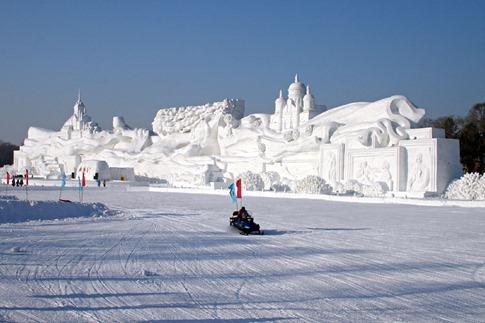 esculturas neve lindas gelo inverno arte (35)