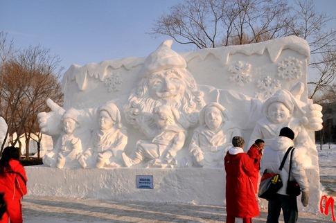 esculturas neve lindas gelo inverno arte (37)
