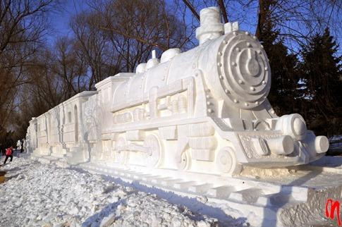esculturas neve lindas gelo inverno arte (39)