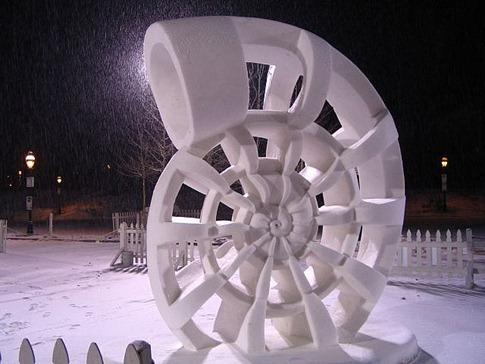 esculturas neve lindas gelo inverno arte (11)