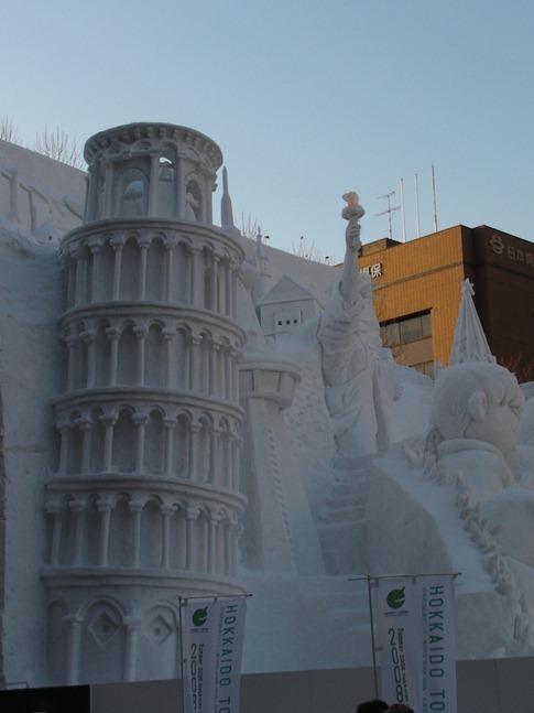 esculturas neve lindas gelo inverno arte (23)