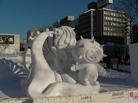 esculturas neve lindas gelo inverno arte (24)