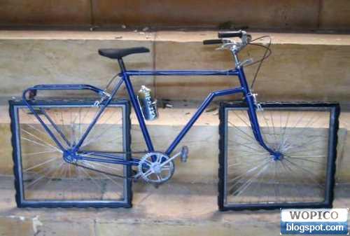 Square Bicylce