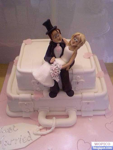 Wedding Suitcase