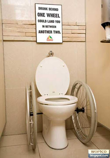 Toilet Wheel Chair