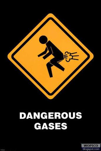Dangerous Gasses