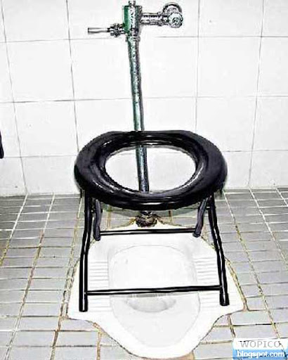 Toilet Addon