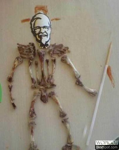 KFC Bones