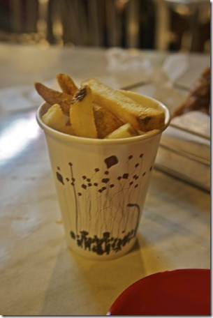 Bon Chon Fries