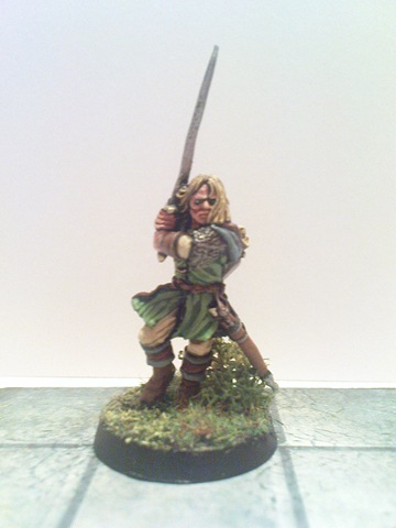 Games Workshop Aragorn