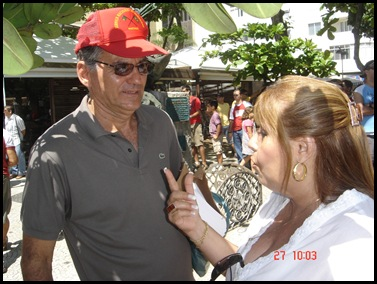 Segunda caminhada pela PEC300-2008 em 27-09-2009 em Copacabana 010