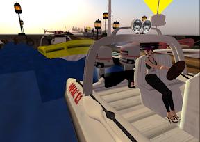 drive a boat