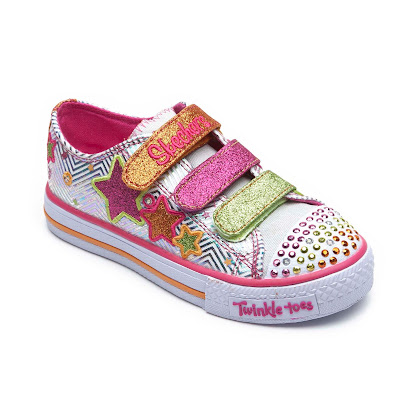 Skechers Star Twinkle Toes TRAINER