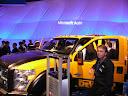 Ford & Microsoft Synch Technology