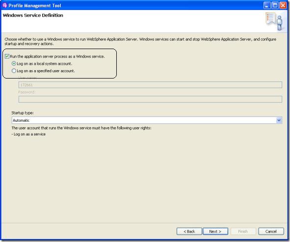 WebSphere-App-Server-Advance-Profile-Rad6