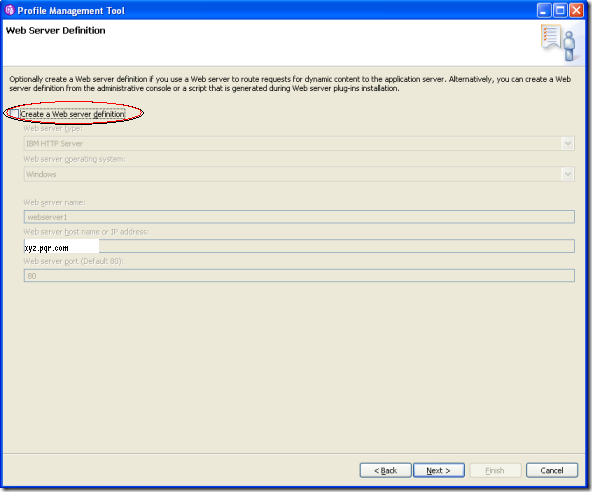 WebSphere-App-Server-Advance-Profile-Rad7