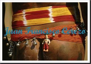 Cinturón adorno muñeco © JUAN FRANCISCO CEREZO