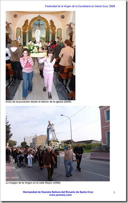 Festividad de la Candalaria 2008-1