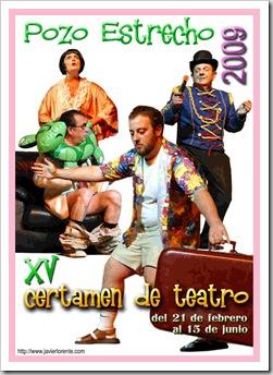 Javier Lorente. Teatro 2009