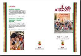 PROGRAMA LA CHICHARRA 2009 (Albacete Folk)-1