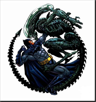 batman y aliens