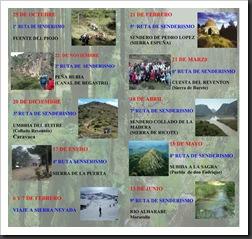 PUBLICACION FOLLETO SENDERISMO 1-2