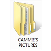 cammies folder