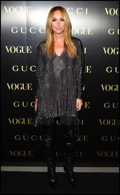 soirée Vogue UK