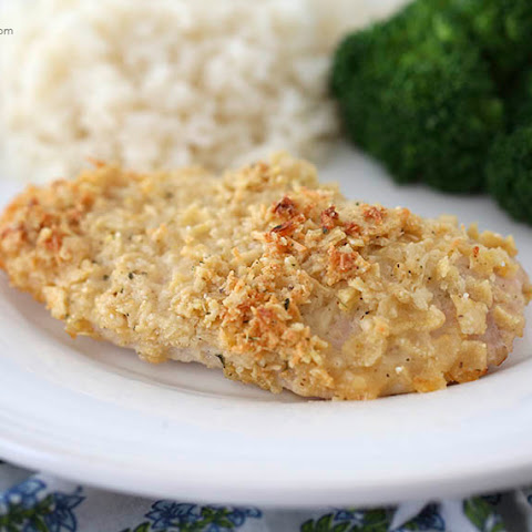 Tasty Tuesday- Parmesan Ranch Chicken