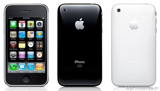 Apple iPhone 3GS Price in India