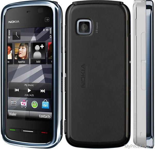Nokia 5235 Price in India