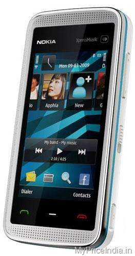 Nokia 5530 Xpressmusic Price in India