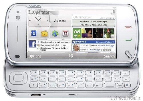 Nokia N97 Price in India