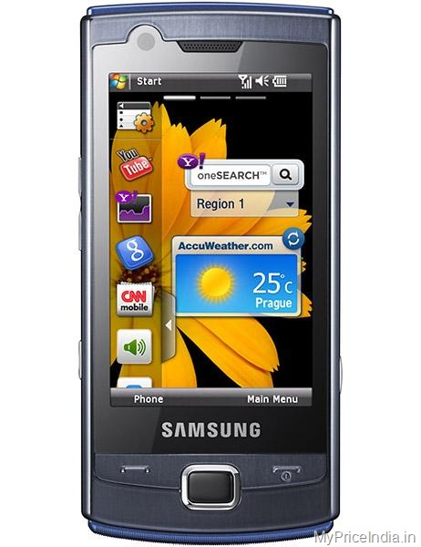 Samsung B7300 OmniaLITE Price in India