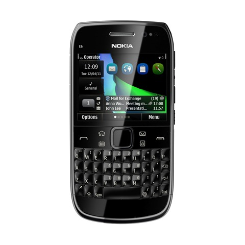 Nokia E6 Price In India