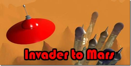 Invaders To Mars free game (3)