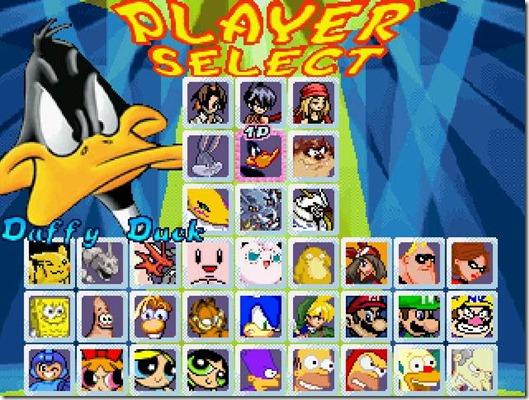 Cartoon Mugen Free Fan game (1)