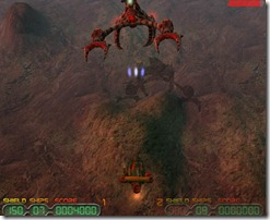 Space Mercenary freeware game (2)