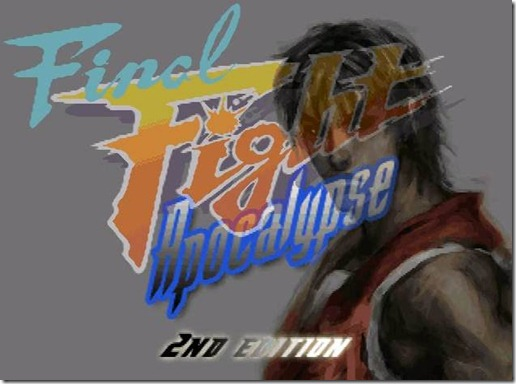Final Fight Apocalypse Second Edition free fan game_ (4)