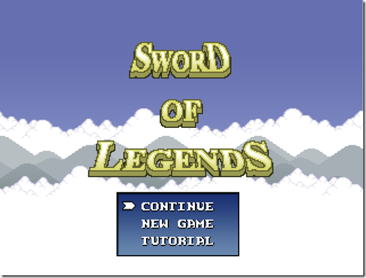 Sword Of Legend freeware game (1)
