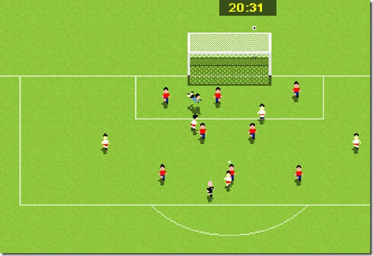 Bruno Soccer World Cup Demo in game picture
