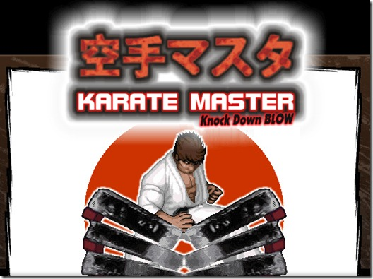 KARATE MASTER Knock Down Blow (13)