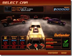 Deadly Race freeware game (7)